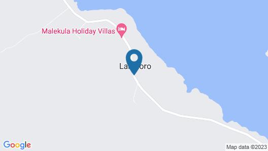 Malekula Holiday Villas Map