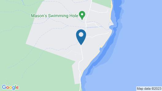 Cape Trib Farmstay Map