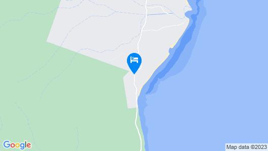 Cape Tribulation Resort & Spa Map