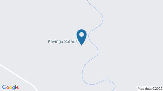 Kavinga Safari Camp Map
