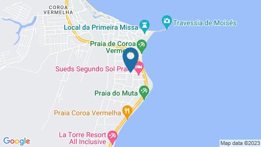 Hotel Flor De Limao Map