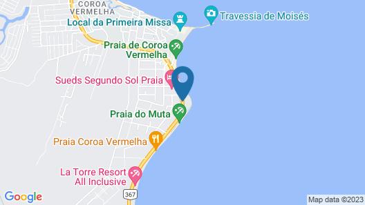 Pousada Aldeia Portuguesa Map
