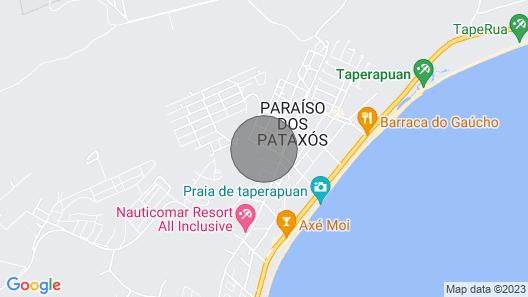 Condominio la Corte App 9 Map