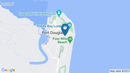 Mantra Aqueous on Port Map