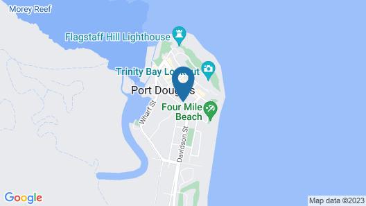 Hibiscus Resort & Spa Map