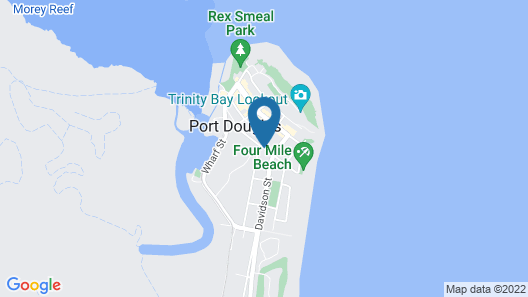 Port Douglas Retreat Map