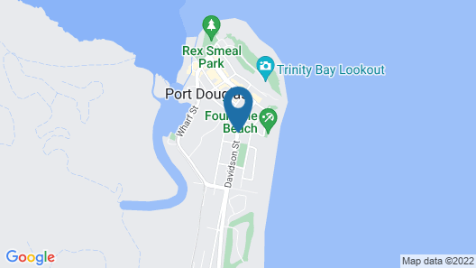 Shantara Resort Port Douglas - Adults Only Retreat Map