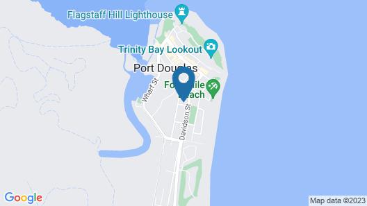 18 Central Plaza Port Douglas Map
