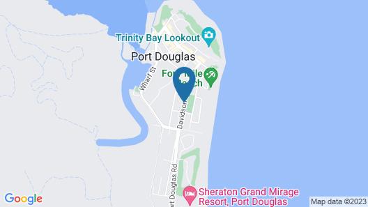 Freestyle Resort Port Douglas Map
