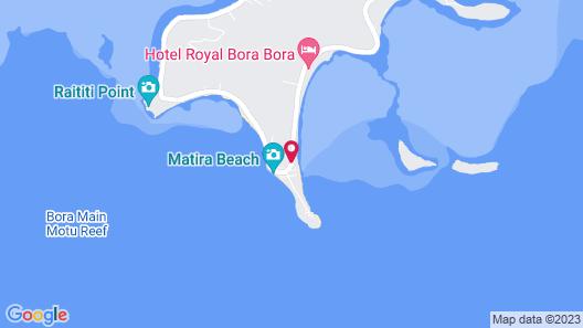 Village Temanuata Map