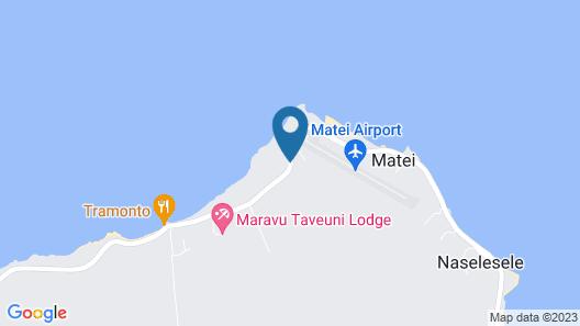 Taveuni Palms Map
