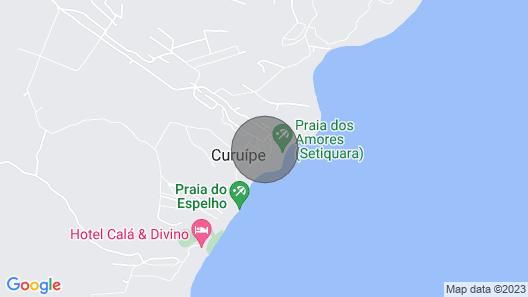 Suite Itaporanga Porto Seguro Map