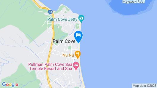 Sarayi Boutique Hotel Map