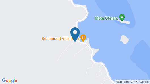 Te Ava Piti Lodge Map
