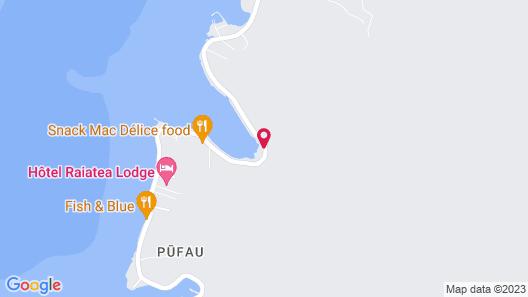 Mihinoa House Map