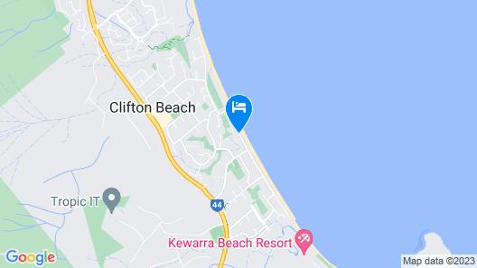 Argosy On The Beach Map