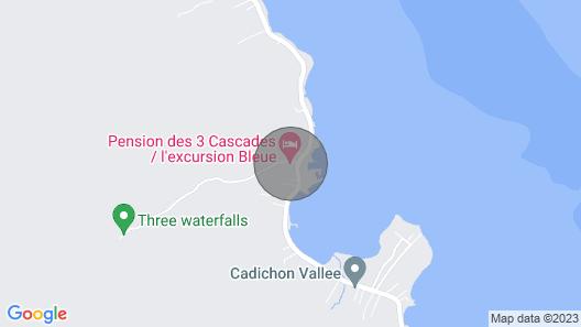 Opui Twin Room Map