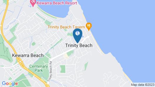 Marlin Cove Resort Map