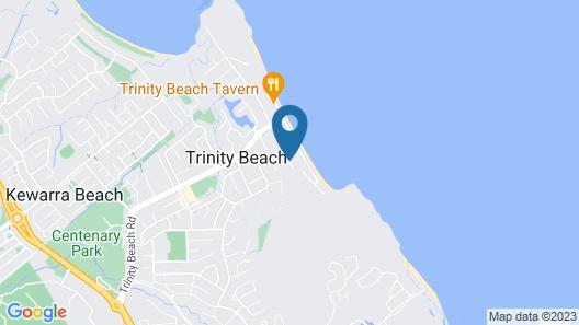 Meridien At Trinity Map