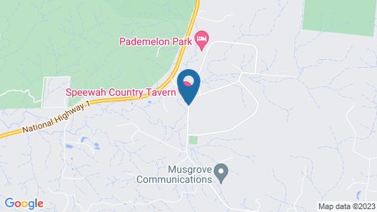 Speewah Country Tavern Map