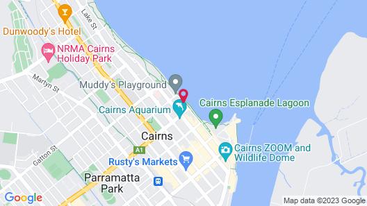 Vision Apartments Map