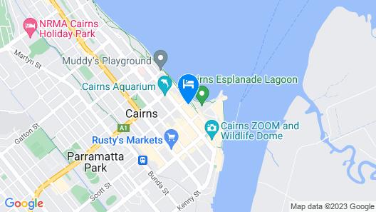 Crystalbrook Flynn Map