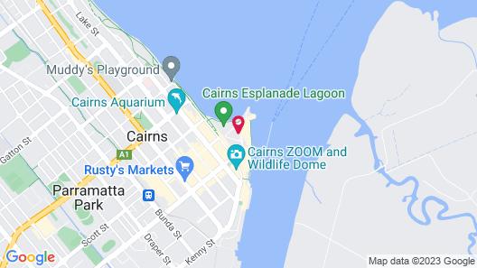 Reef Encounter Map