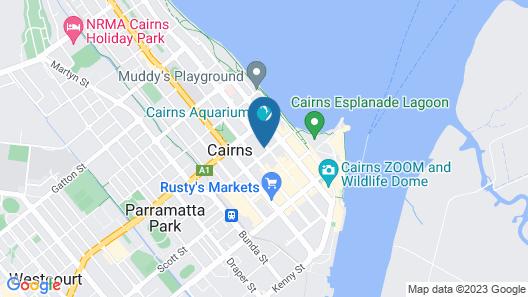 Escape On Lake Map