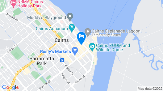 Freedom Cairns Map