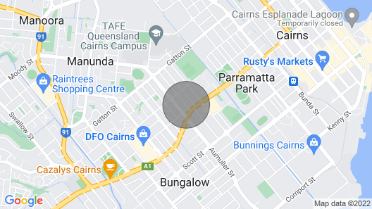 Upstairs Collinson · Classic Queenslander Home Map
