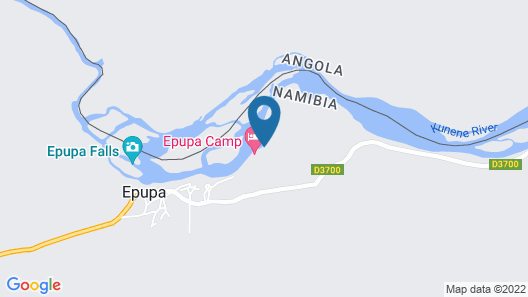 Epupa Camp Map