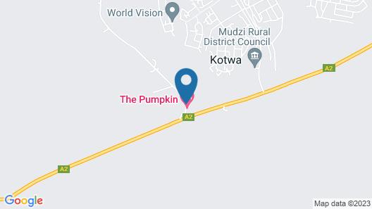 The Pumpkin Hotel Map