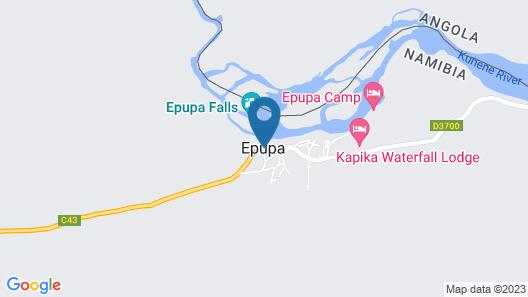 Kapika Waterfall Lodge Map
