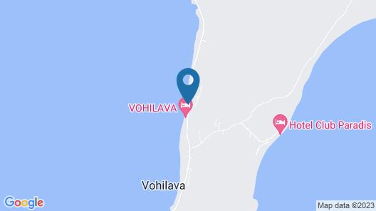 Soanambo Hotel Map