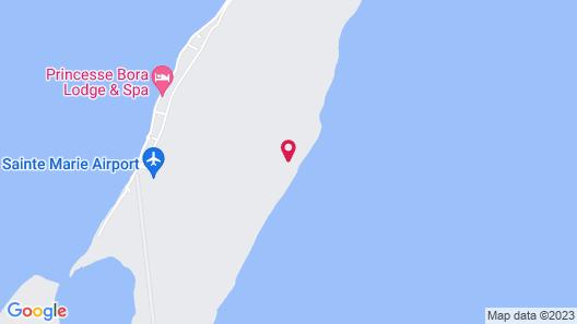 Adonys Eden Lodge Map