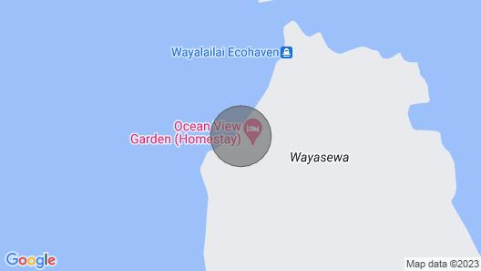 Ocean View Garden Homestay Map
