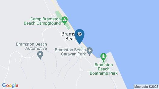 Bramston on the Beach Map