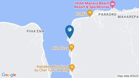 Hotel Kaveka Map