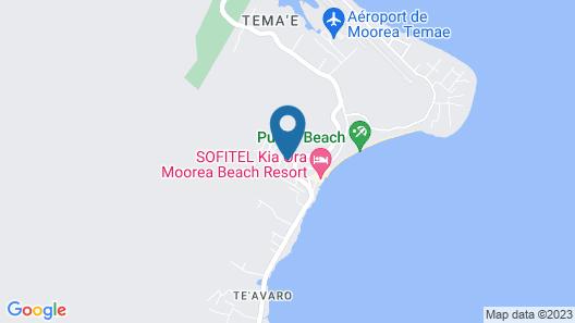 Villa Ora Map