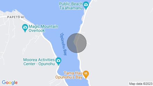 Island Cabin Map