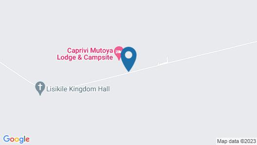Caprivi Mutoya Lodge & Campsite Map