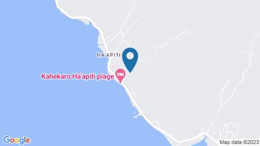 Fare Arana Map