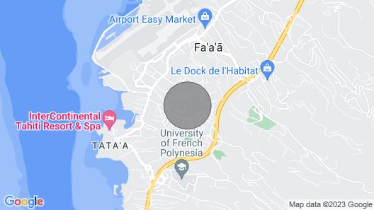 Studio Te Rai Ninamu Map