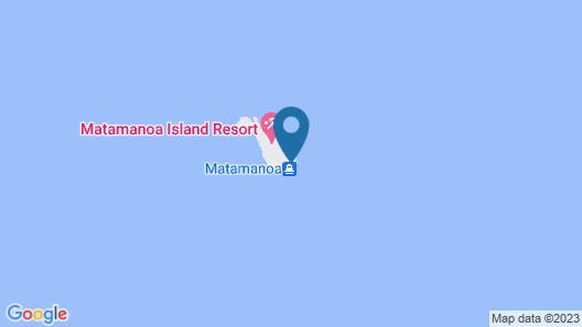 Matamanoa Island Resort Map