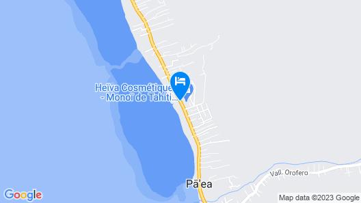 F3 Tiapa Apartment 2 Map