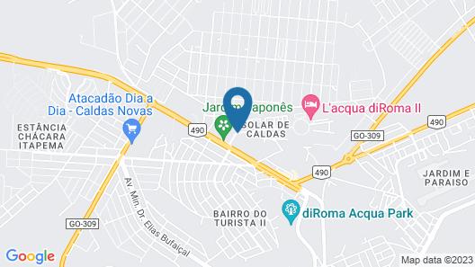 Apartment Lacqua DiRoma V Via Caldas Map