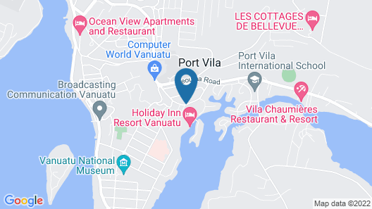 Quest Apartments Map