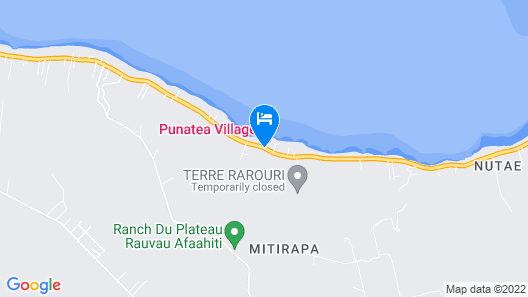 Punatea Village Map