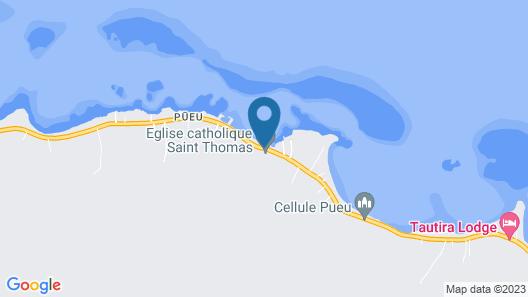 Pueu Village Map