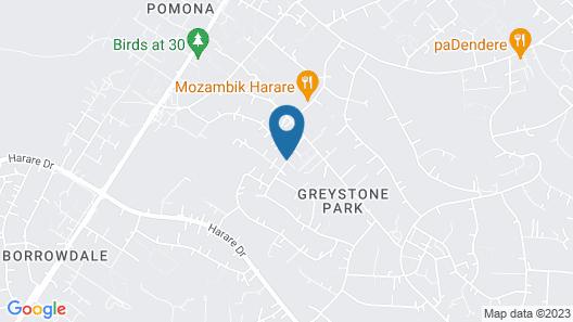 Greystone Lodge Map